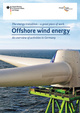 Cover der Publikation Offshore wind energy